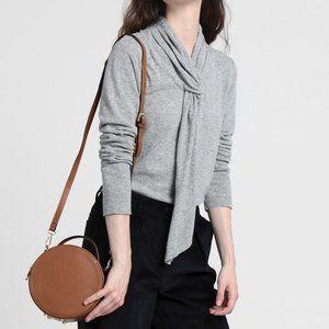 8 by Yoox Scarf-neck Sweater